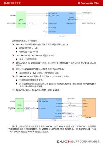 XILINX专家大讲堂-FPGA篇by Xilinx, Inc - issuu
