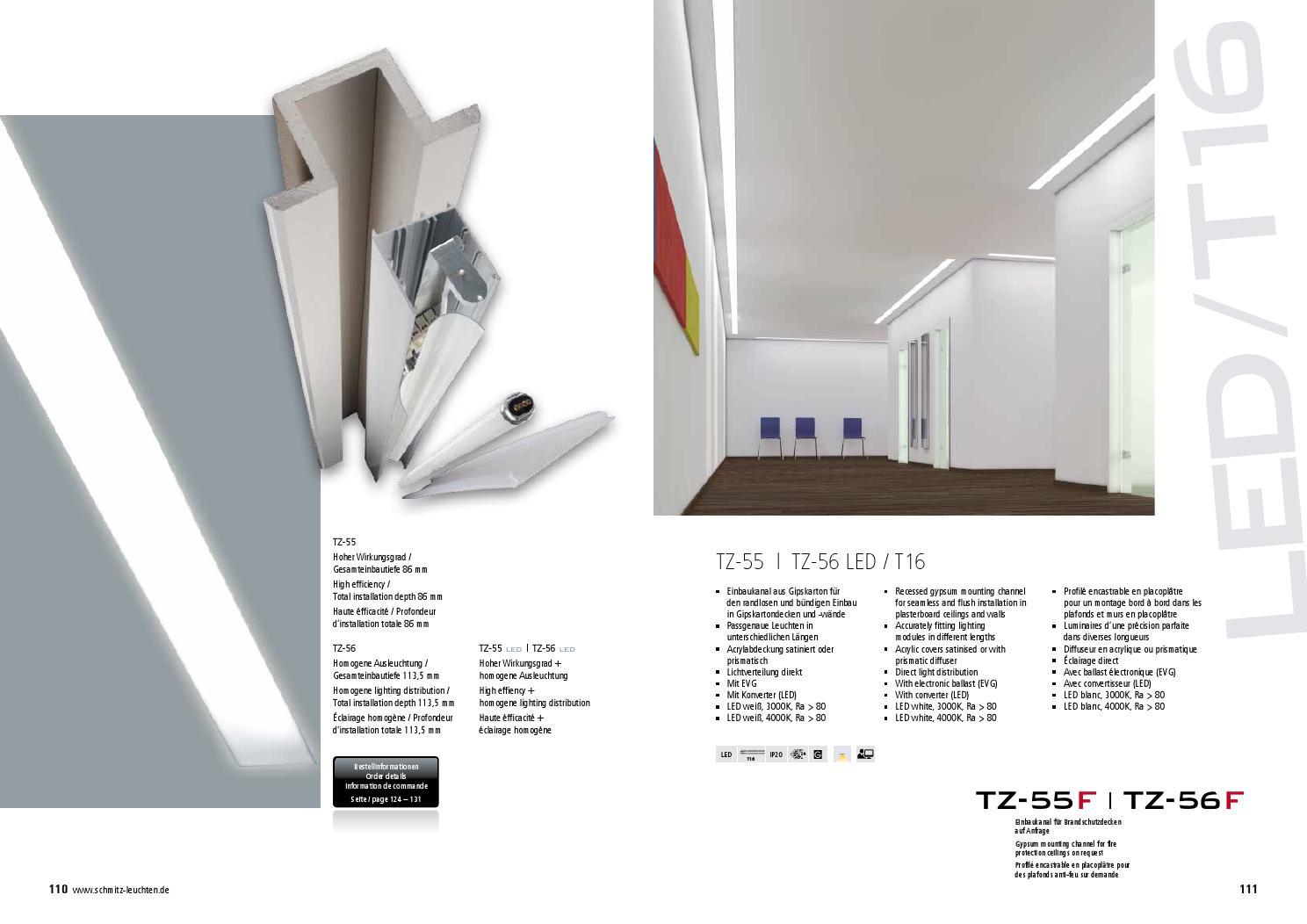 Moderne Lampen 80 : Moderne led deckenleuchte toulouse dimmbar stoffschirm