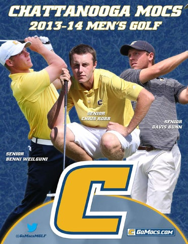 2013-14 Chattanooga golf guide taBle of ContentS/geneRal info Table of ConTenTs