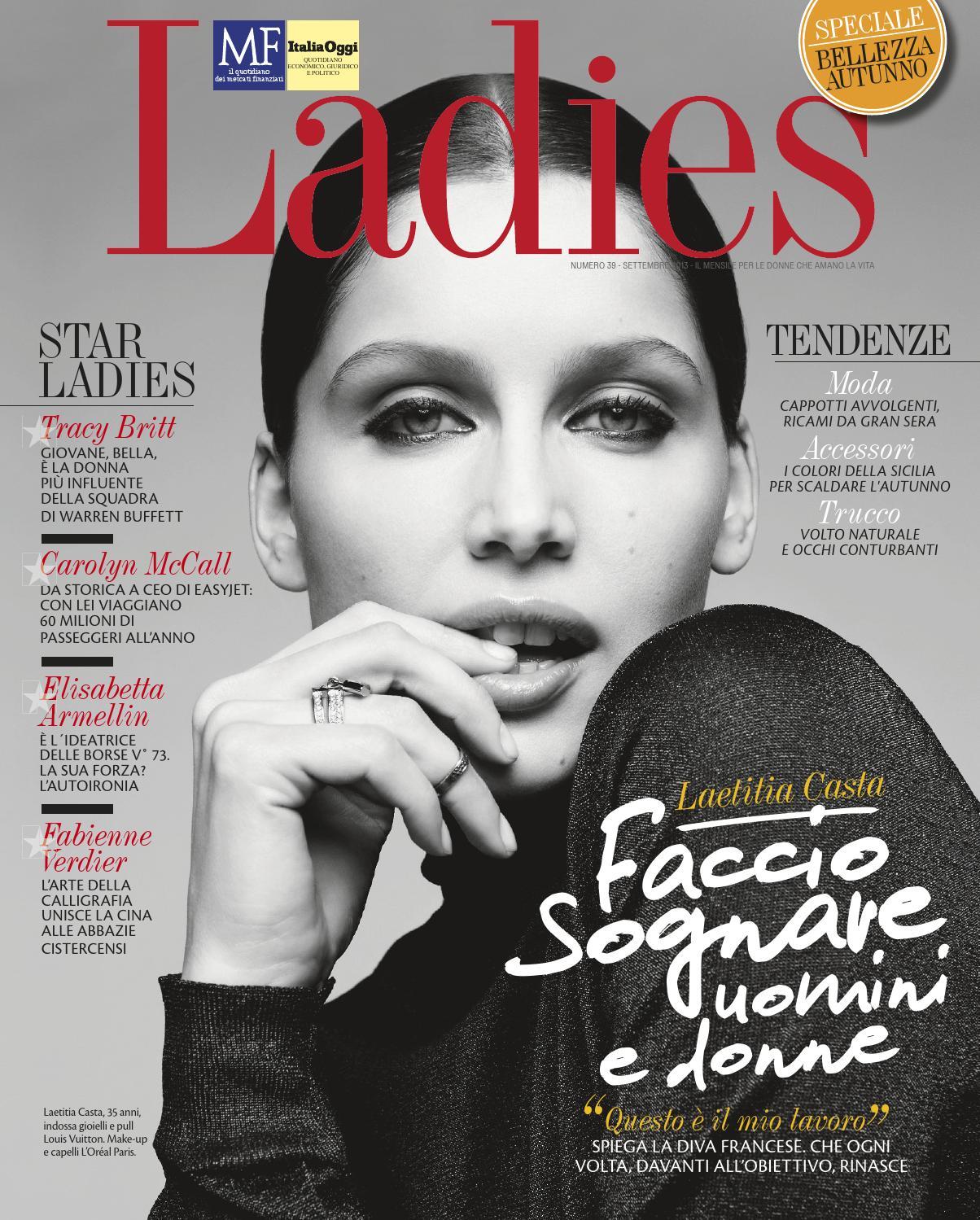 Ladies settembre 2013 by Class Editori - issuu 70f0dad635b3