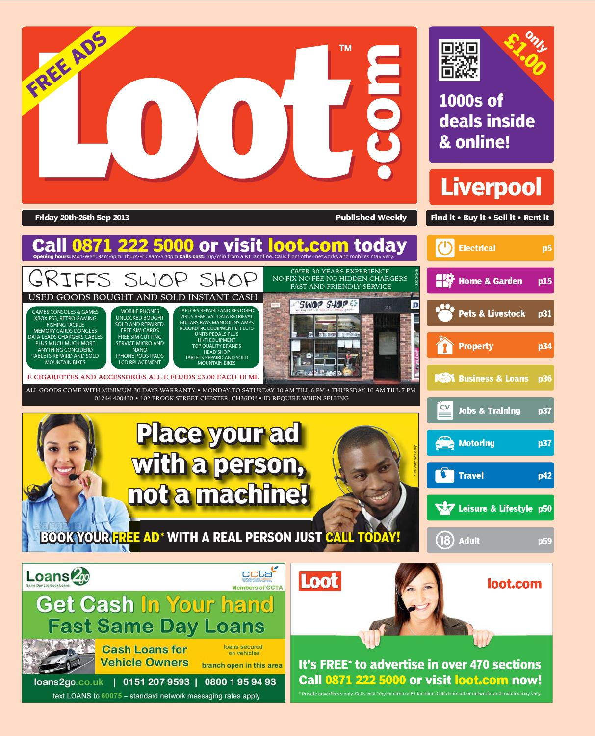 Loot Liverpool By Issuu Wiring Gt Rv Power Pigtail 30 Amp Female Arcon