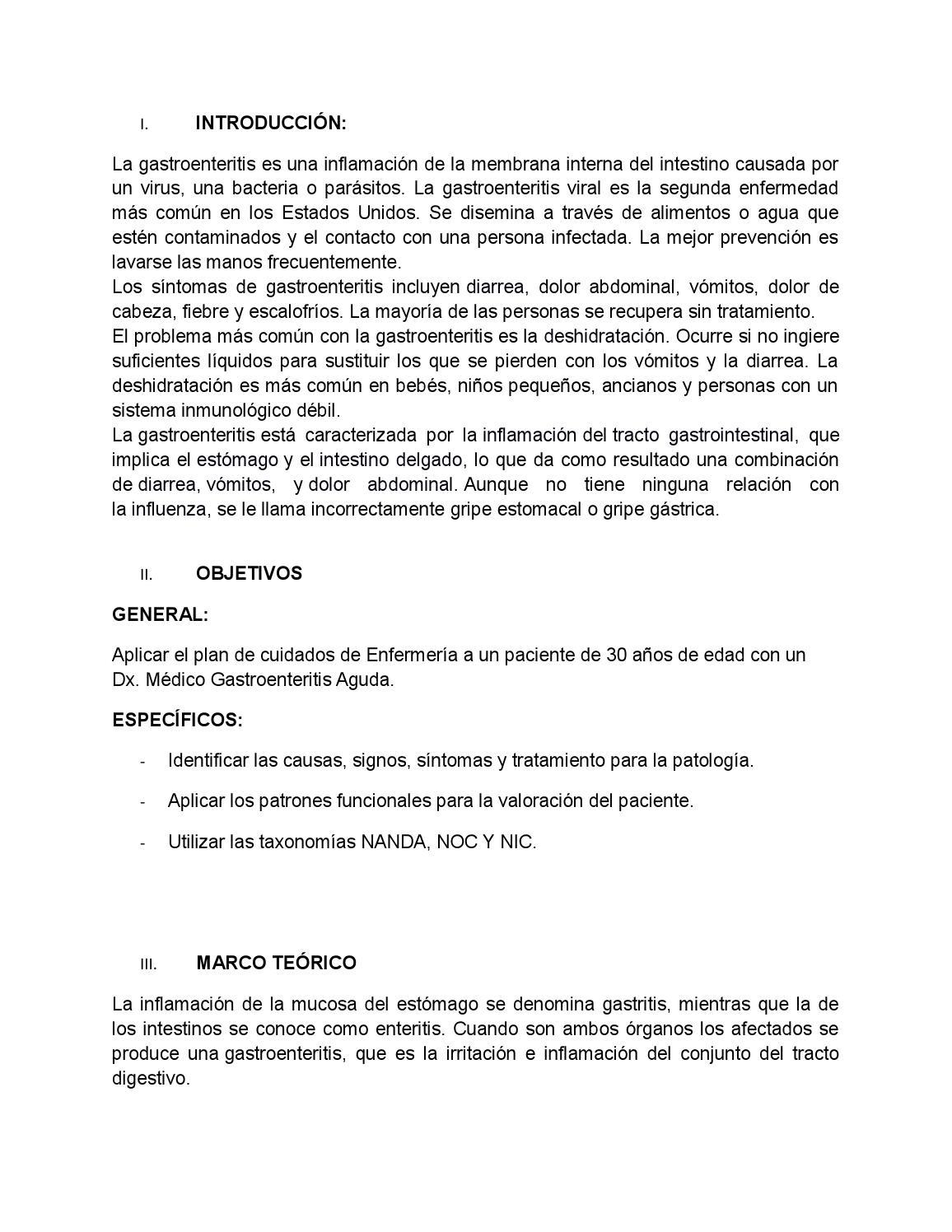 gastroenteritis en adultos mayores pdf