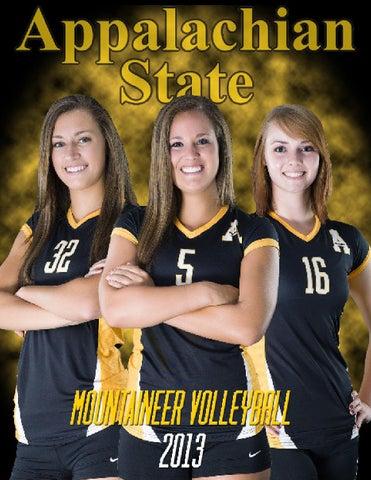2013 Appalachian State Volleyball Media Guide By Appalachian State University Athletics Issuu