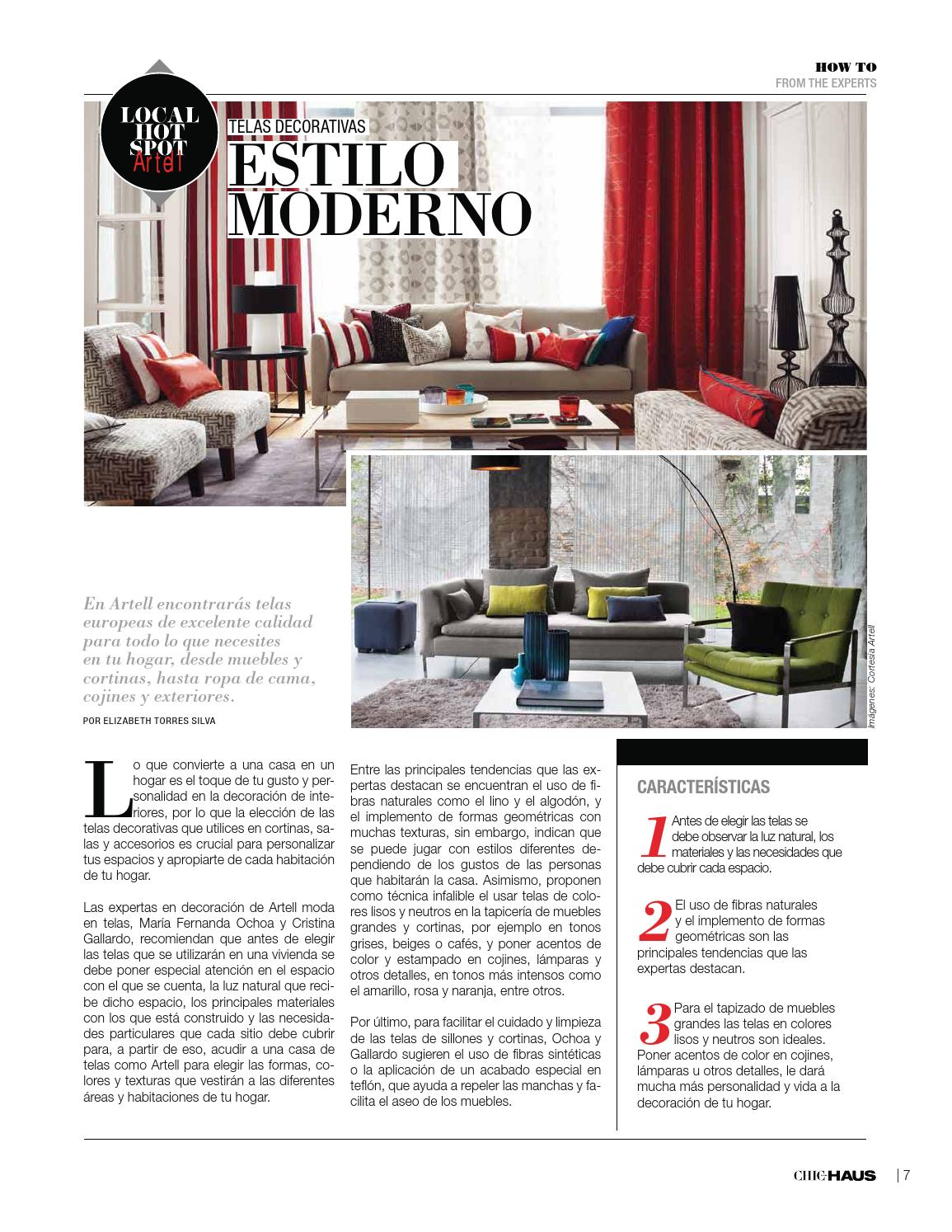 Haus Gdl Septiembre By Chic Magazine Jalisco Issuu