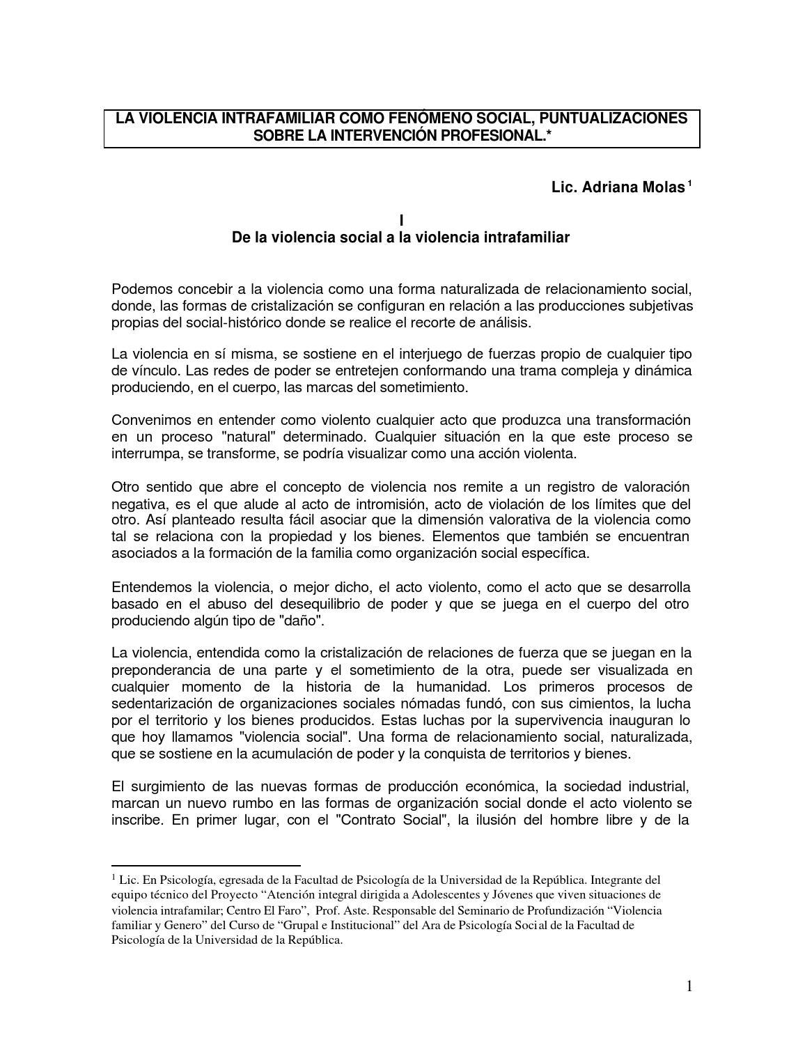 Violencia intafamiliar problematico by Milton Jesus Nieto Chavez - issuu
