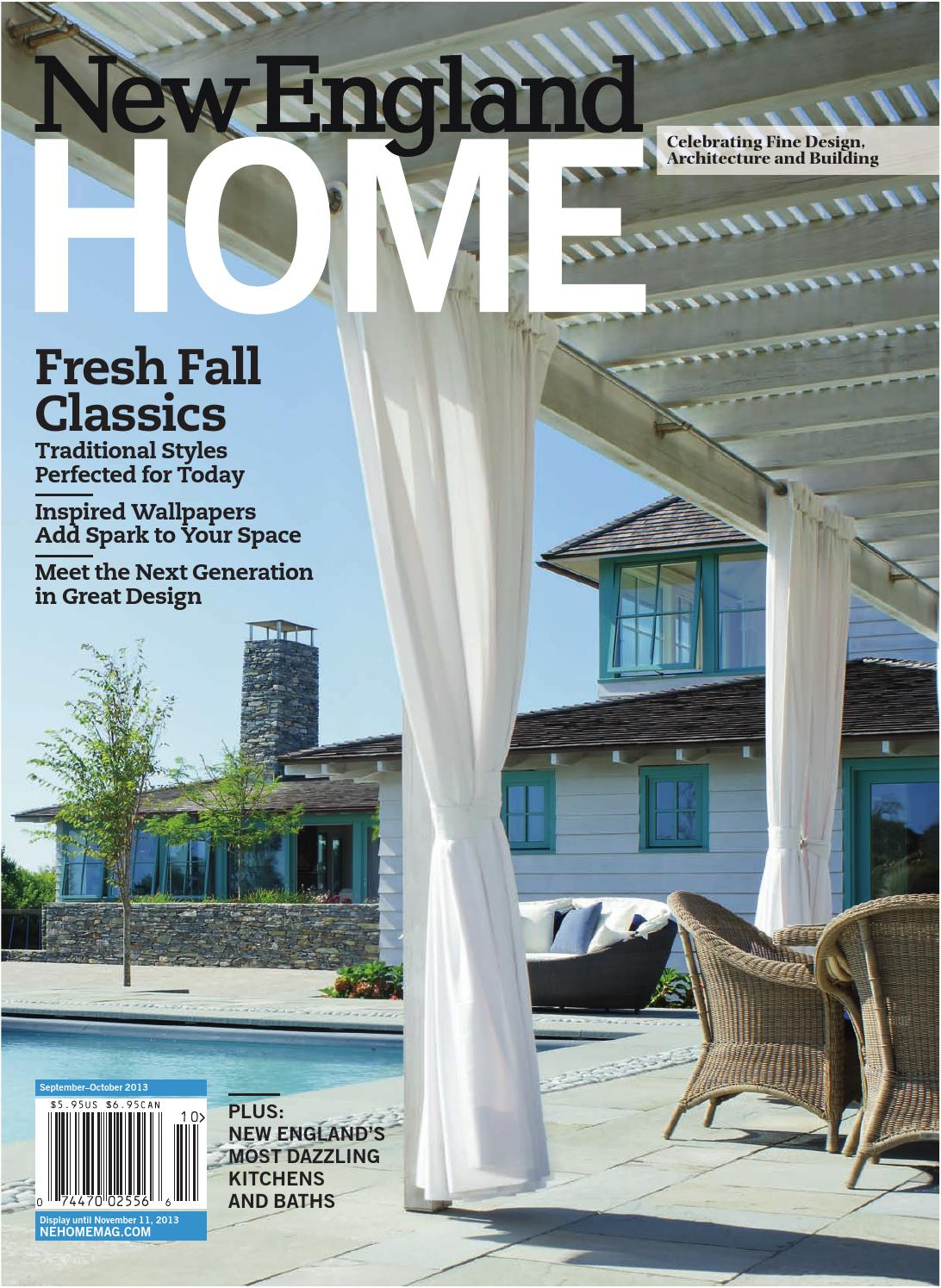New England Home by Network Communications Inc. - issuu