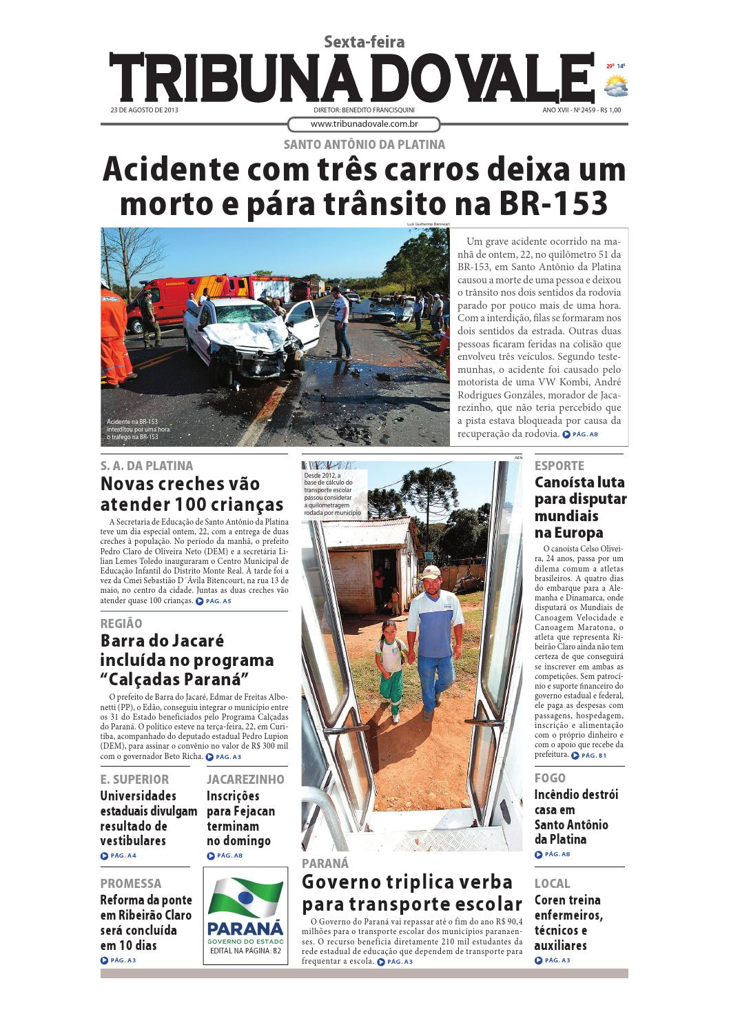 c80145971d Pdf2459 by Tribuna do Vale - issuu