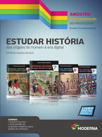 c4fa965572968 Estudar História by Editora Moderna - issuu