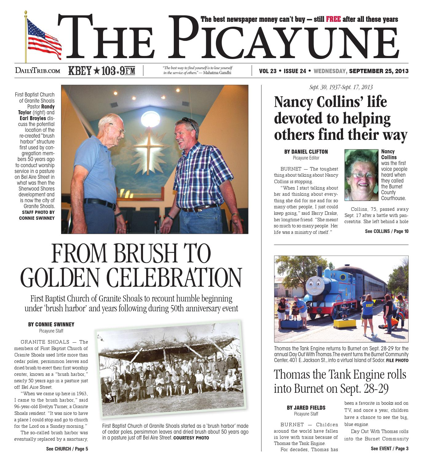The Picayune September 25 edition by 101 Corpus Christi issuu