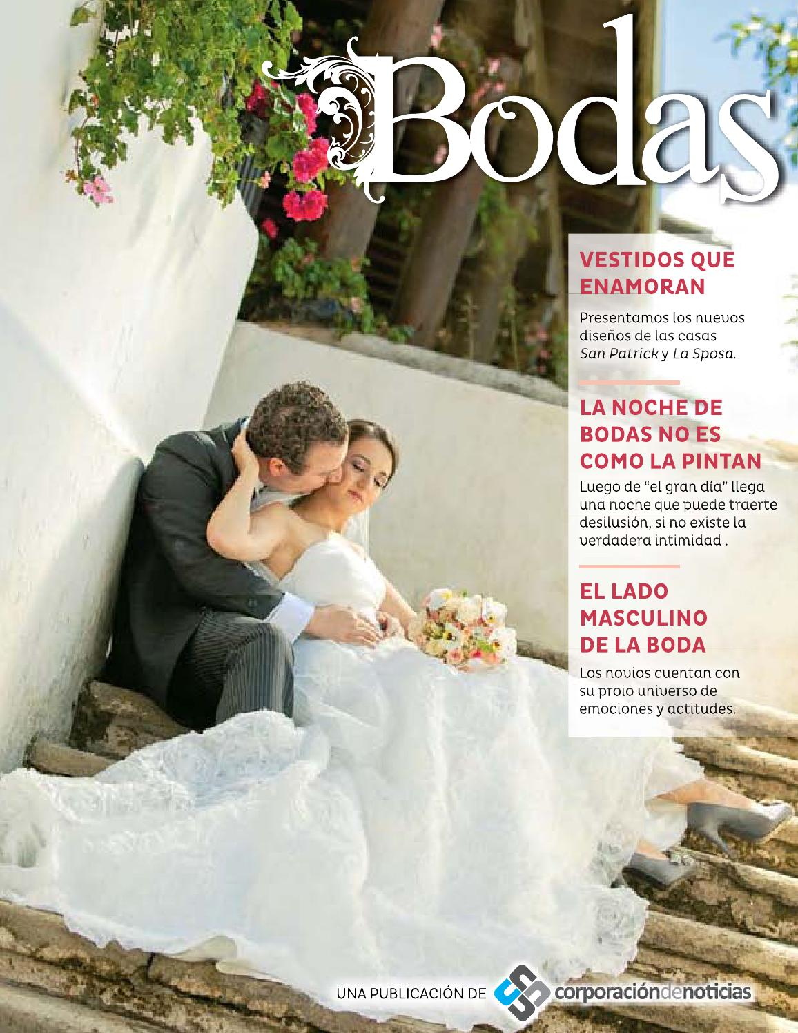 Revista Bodas, Septiembre 2013 by Bodas de Corporación de Noticias ...