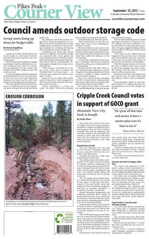 Spr303274che Weihnachten.Pikes Peak Courier View 0925 By Colorado Community Media Issuu