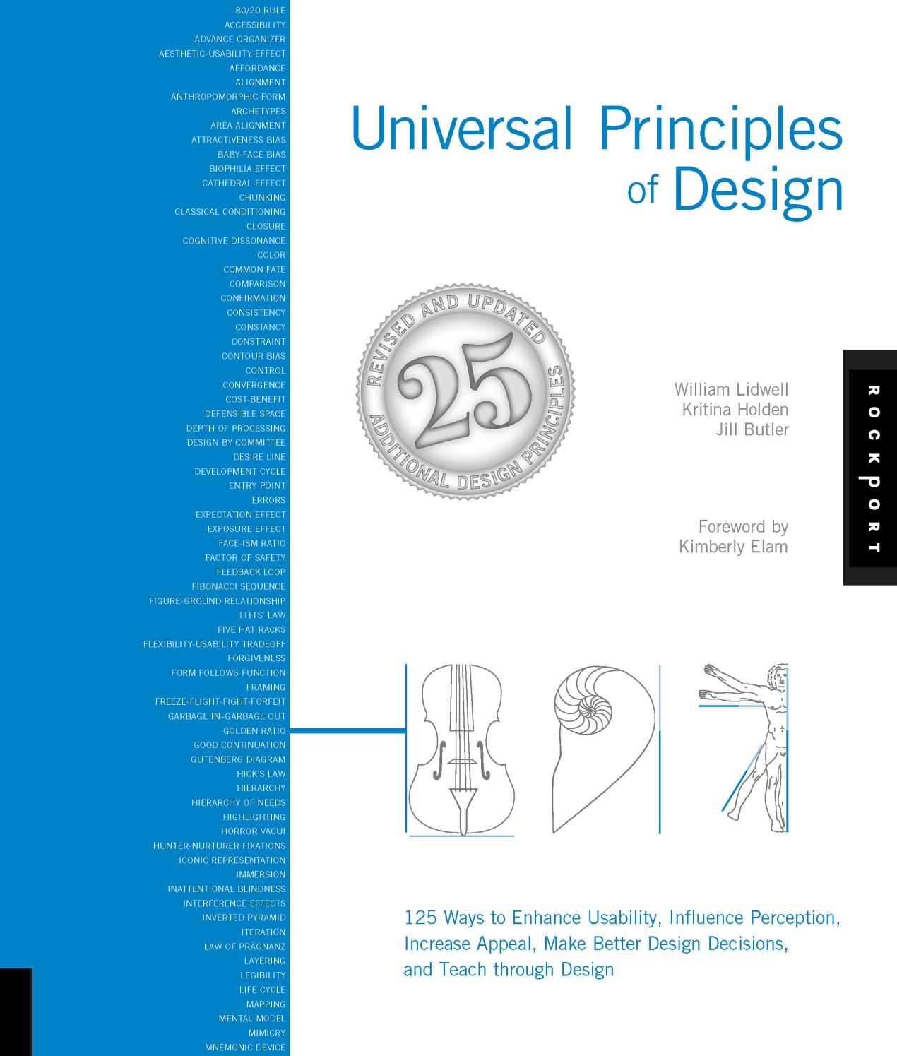Universal Principles Of Design By Cipher Mak