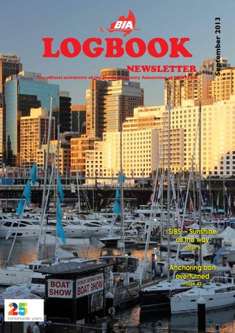Logbook September By Boating Industry Association Issuu - Blue fin boat decalsblue fin sportsman need some advice pageiboats