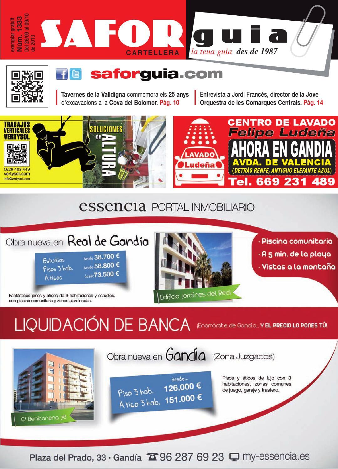 Publicaci N Del 26 De Septiembre Al 9 De Octubre De 2013 By  # Muebles Peiro Quart De Poblet