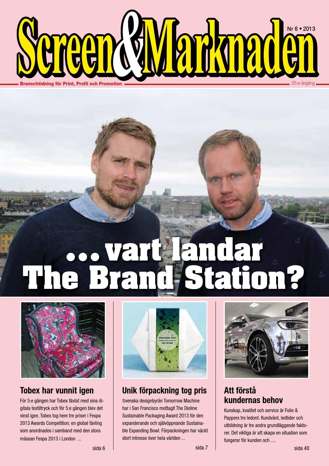 Screenmarknaden 6 2013 by Martin Eriksson - issuu a7528928e0c9f