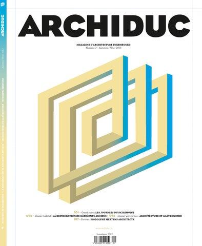 Archiduc Numéro 7 Automne Hiver 2013 By Maison Moderne