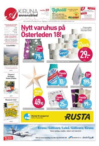 906054f3515 Kiab 2013 vecka39 by Svenska Civildatalogerna AB - issuu