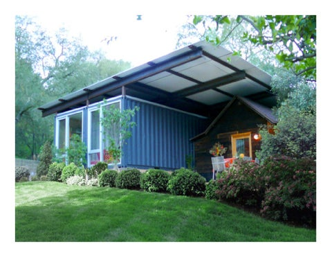 Shipping Container Homes By Shippingcontainerhomes Issuu