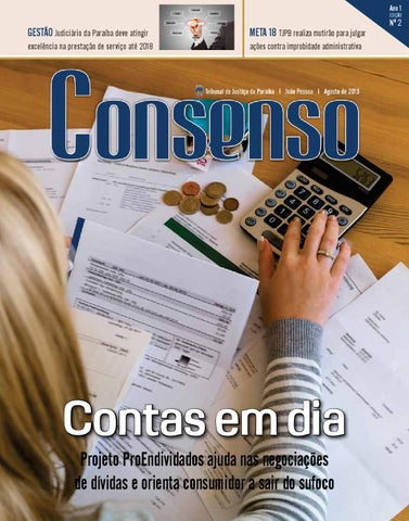 Revista Consenso 2 by TJPB - issuu 17a1ef852ab8