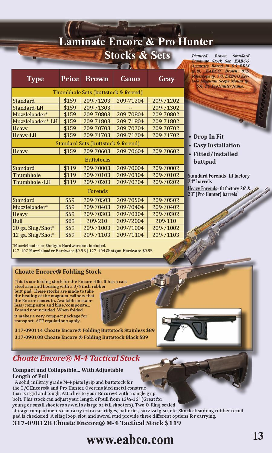 E  Arthur Brown Co, Inc  2013-2014 Hunting Catalog by E  Arthur