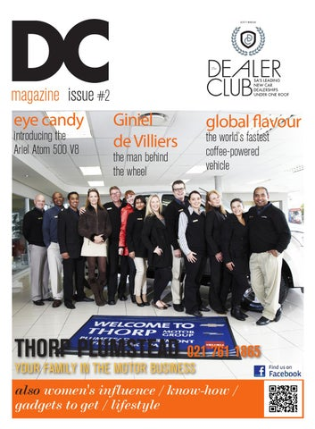 9eb036a6e6 Car Dealer Magazine: Issue 130 by blackballmedia - issuu