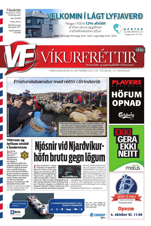 36 tbl 2013 by Víkurfréttir ehf issuu