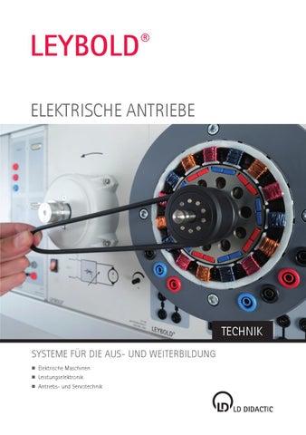 Elektrische Antriebe by LD Didactic GmbH - issuu