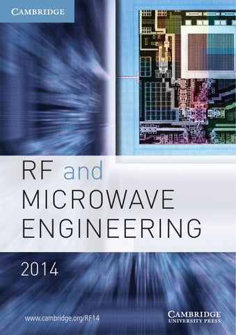 Circuits, Devices and RF/Microwave Engineering Books 2015 by
