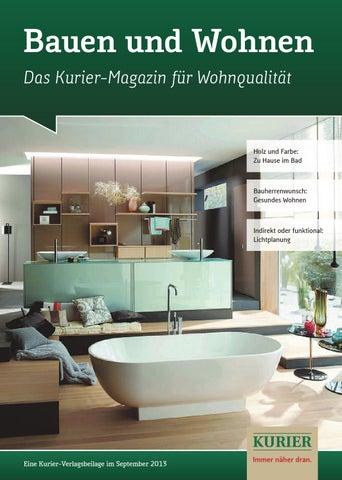 Bauen und wohnen 270913 by Nordbayerischer Kurier GmbH & Co ...
