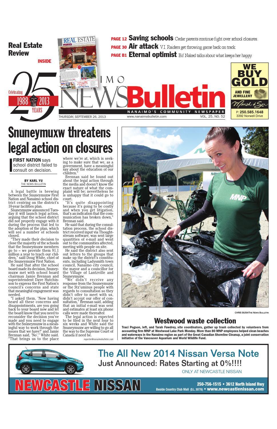 Nanaimo News Bulletin September 26 2013 By Black Press Issuu Download Gnucap General Purpose Circuit Simulator Xtronic