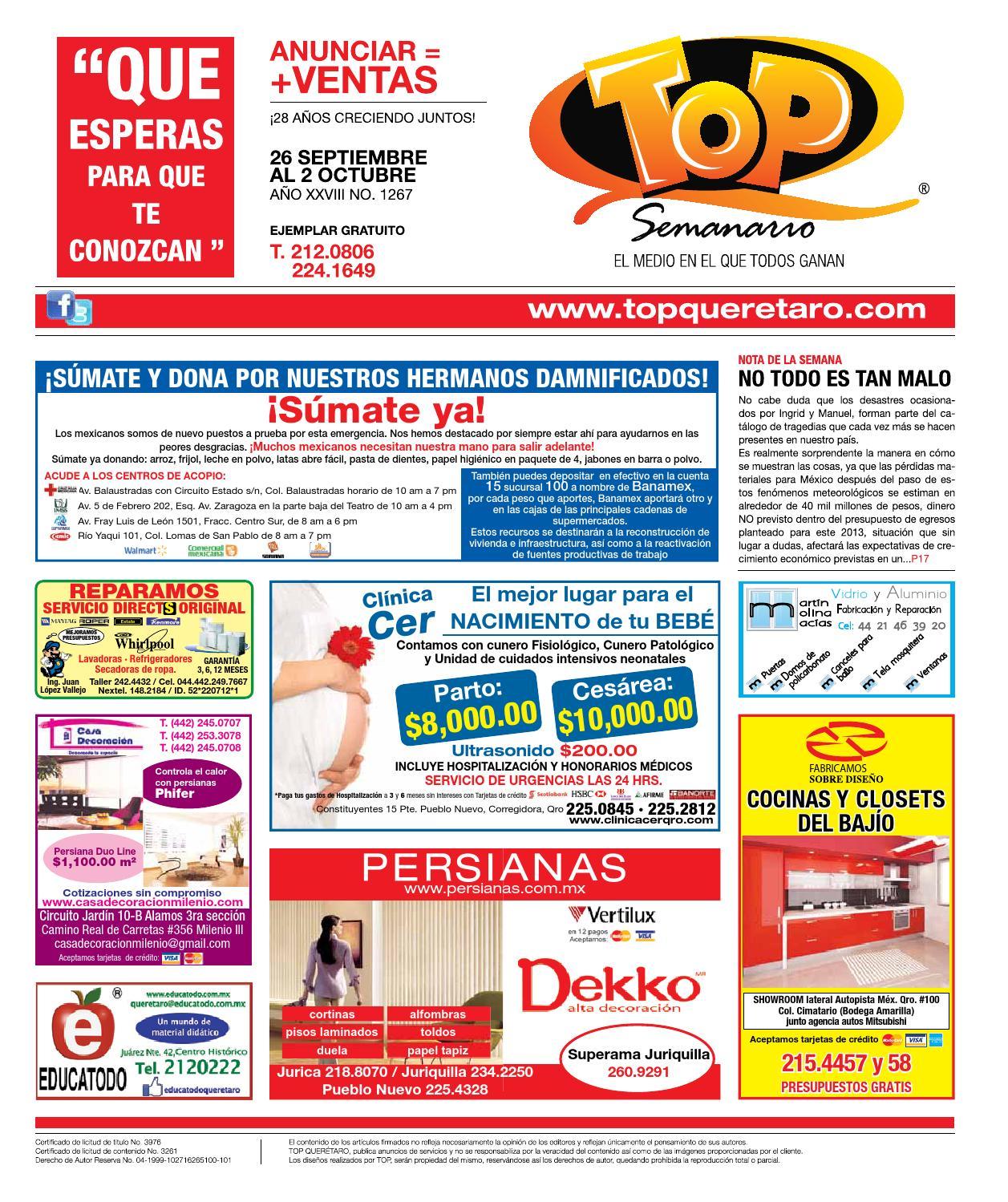 EDICION 1267 by Celsite México - issuu