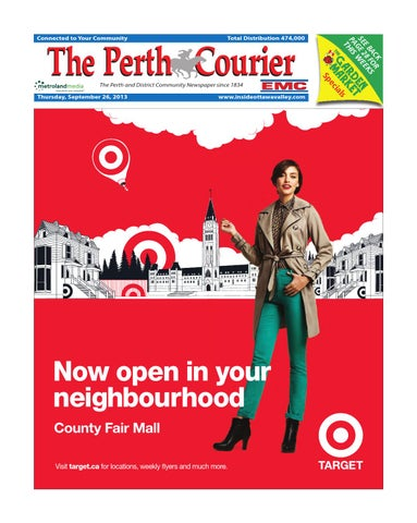 29737e4cfe3 Perth092613 by Metroland East - The Perth Courier - issuu