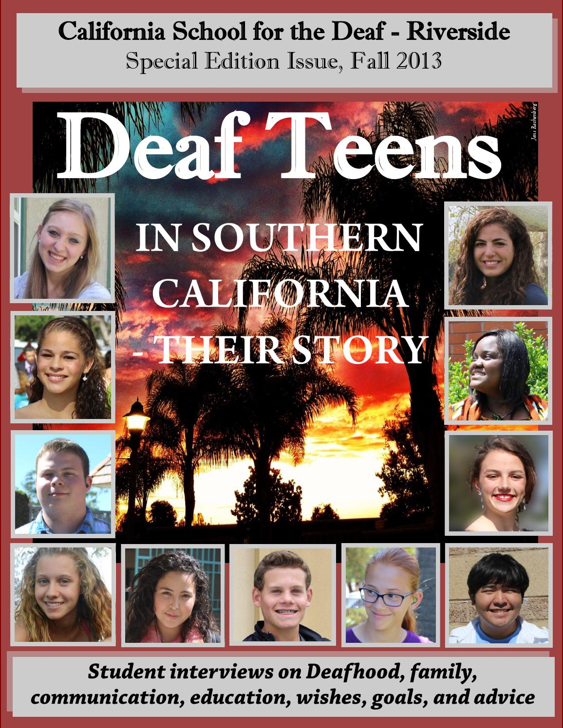 southern california teens