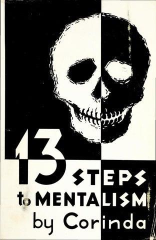 13 Steps To Mentalism Corinda Pdf