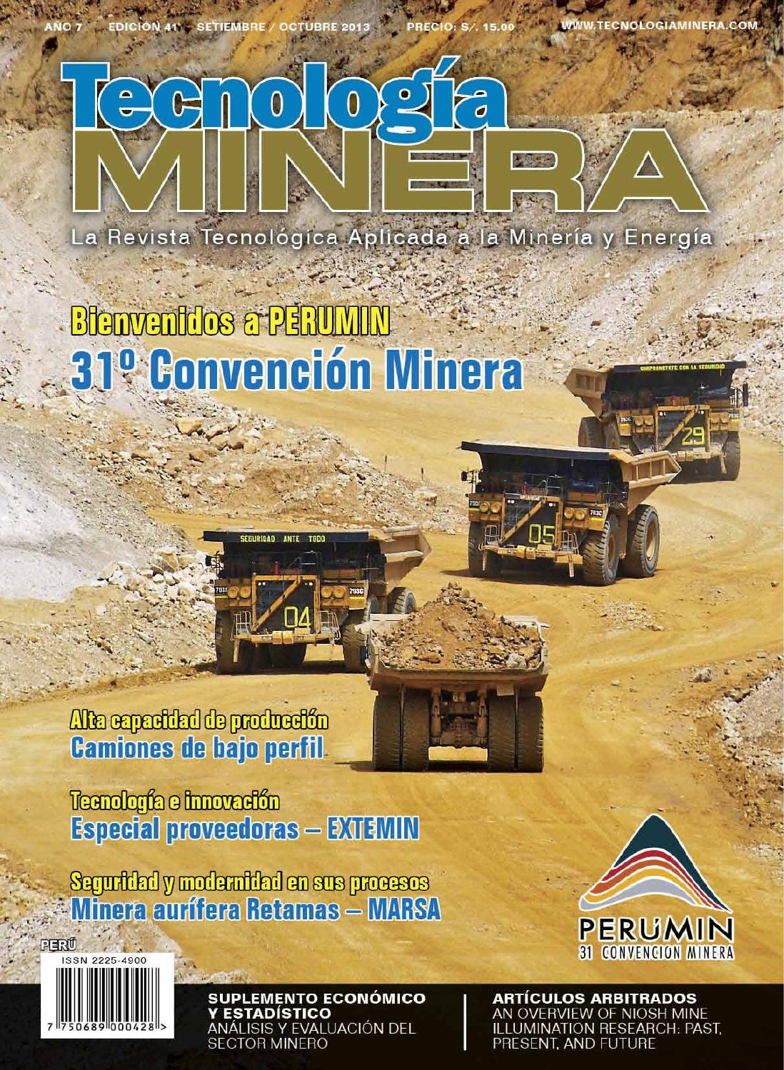 Tecnologia minera 41 02 by pull creativo - issuu