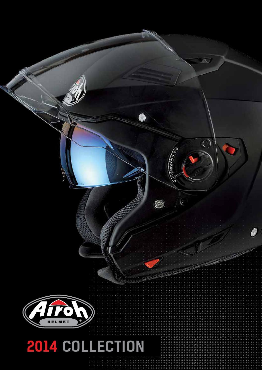 5801V Airoh Mathisse//MT Air Visor Clear