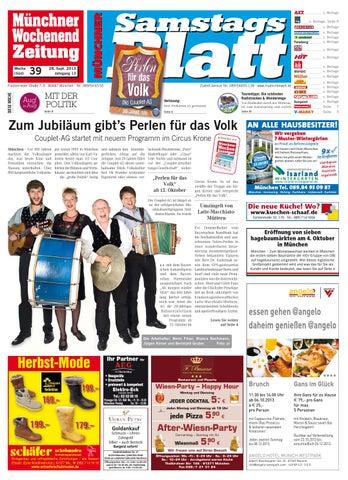 KW 39-2013 by Wochenanzeiger Medien GmbH - issuu