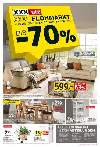 xxl lutz katalog g ltig bis 01 10 by broshuri issuu. Black Bedroom Furniture Sets. Home Design Ideas