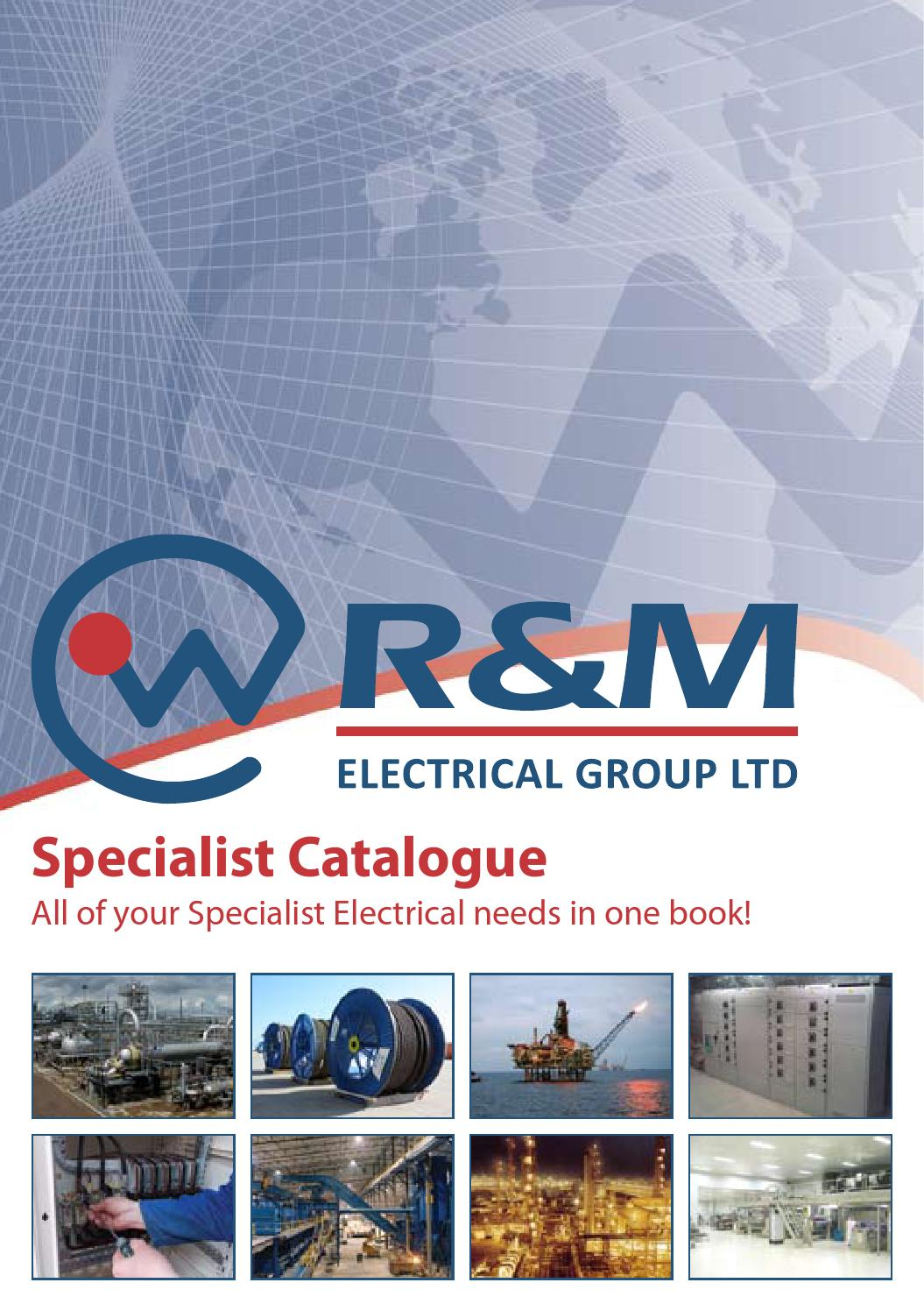 Rm Specialist Catalogue By David Bell Issuu A9f54132 1 Pole Miniature Circuit Breaker 32a Type C Curve