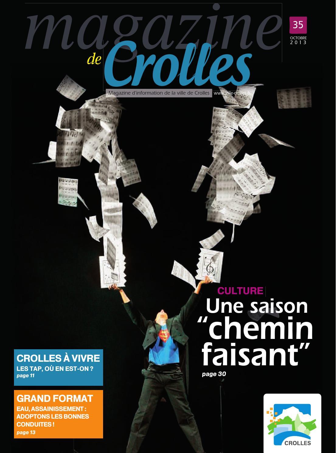 Octobre 2013 magazine de crolles by ville de crolles for Piscine de crolles