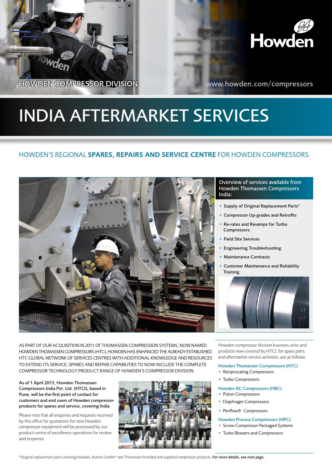 India Aftermarket Services by designGenerator - issuu
