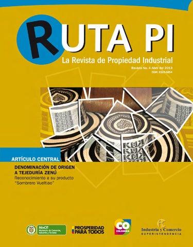 RUTA PI 4 by Superintendencia de Industria y Comercio - issuu 57e150cf500