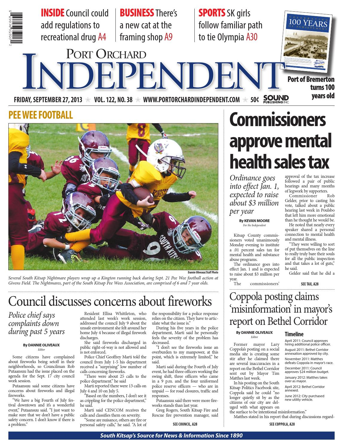 Olympic cycle port orchard - Port Orchard Independent September 27 2013 By Sound Publishing Issuu