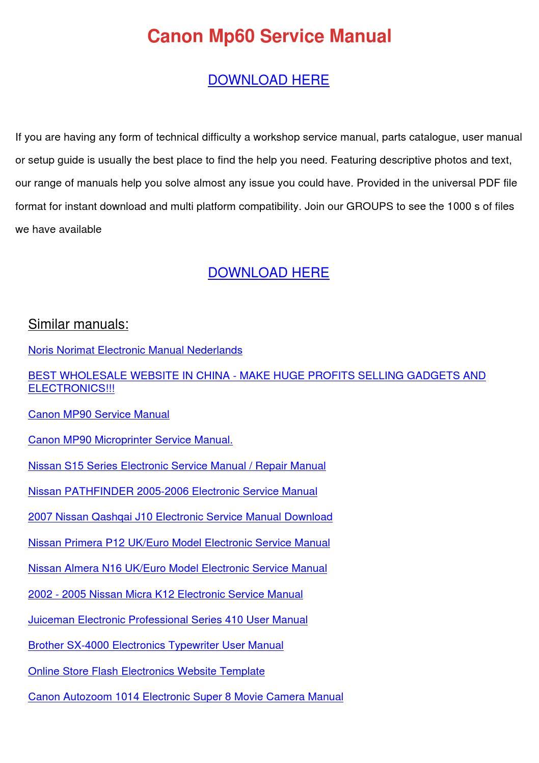 parts manual and BONUS! Jeep Wrangler TJ 1997-2002 service repair manual