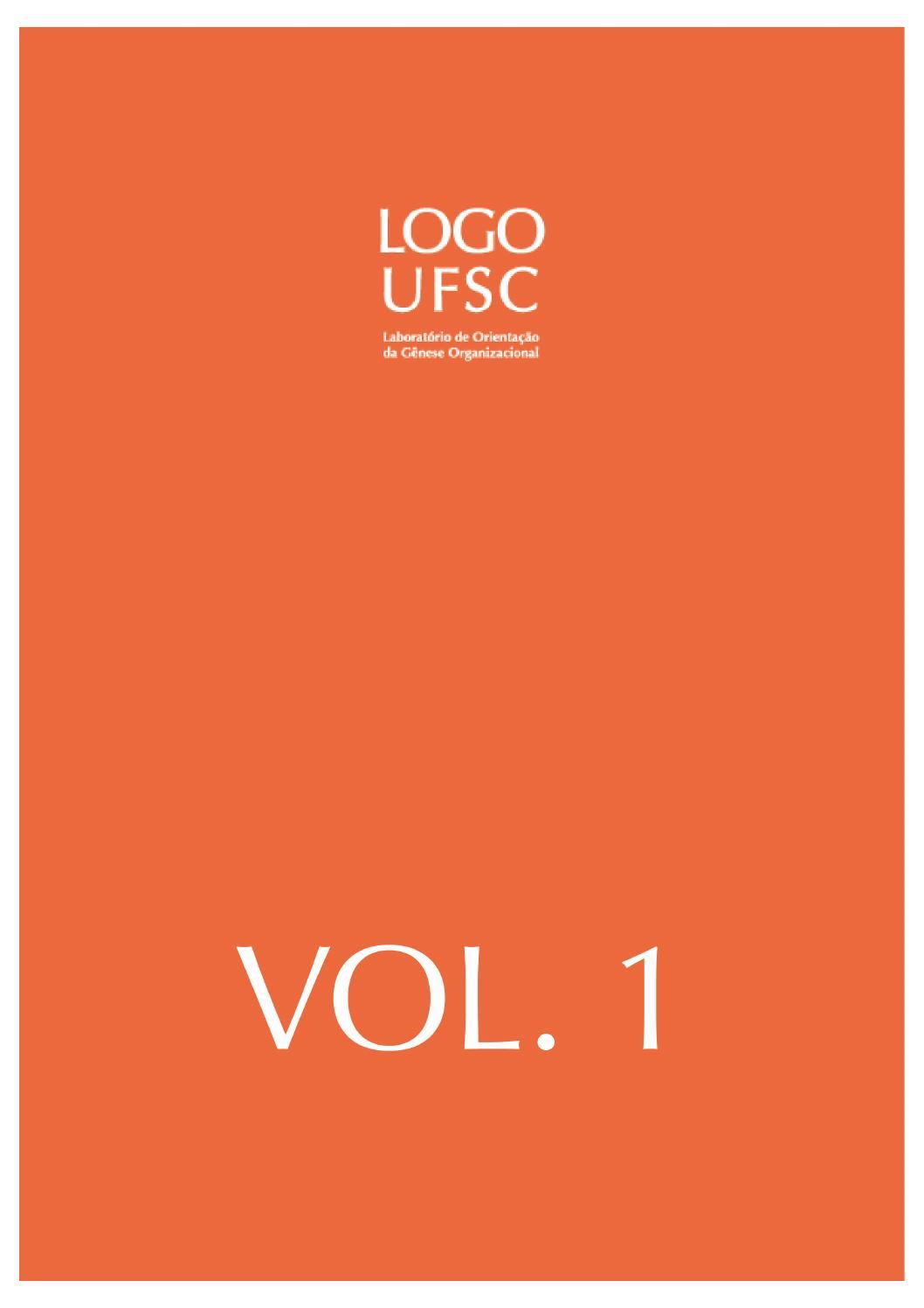 Revista Vol. 1 by LOGO UFSC - issuu 283d818f4eafc