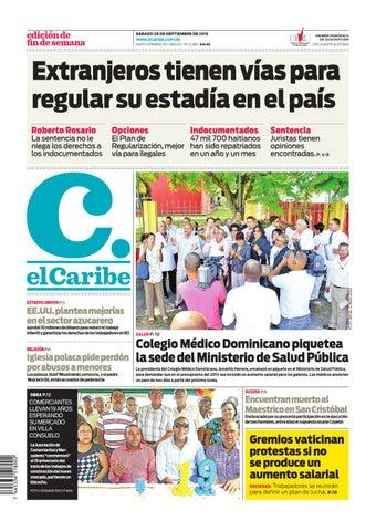 4a3b3faa15 elCaribe by Multimedios del Caribe - issuu