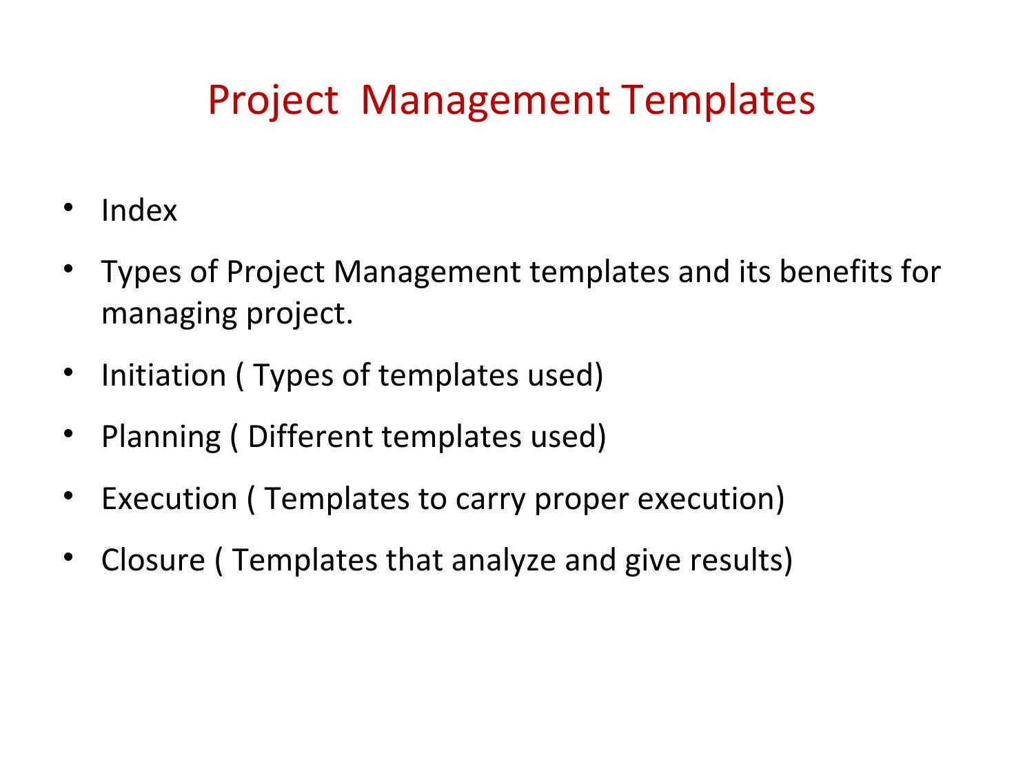 project management templates by cylis issuu