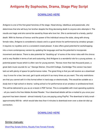 Antigones george pdf steiner