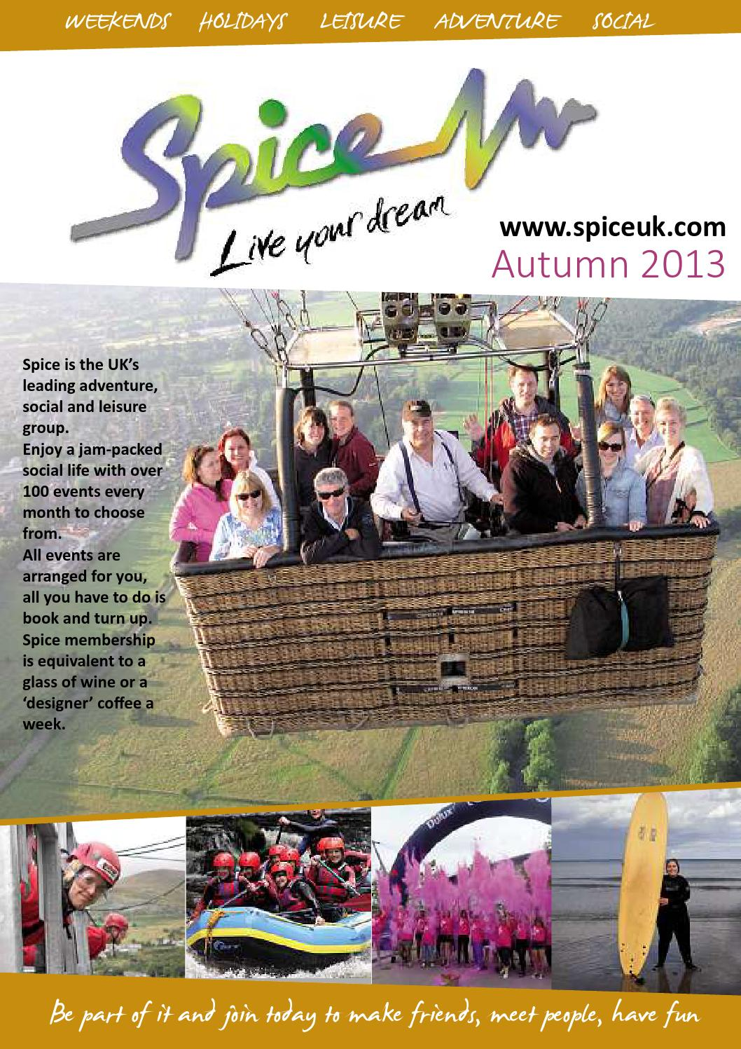 Spice Newsletter West Mids Autumn 2013 by Richard Coulter issuu