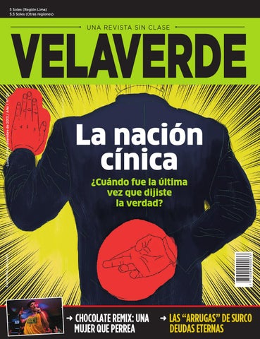 wholesale dealer 3fd03 cf487 Edicion30 by revista velaverde - issuu